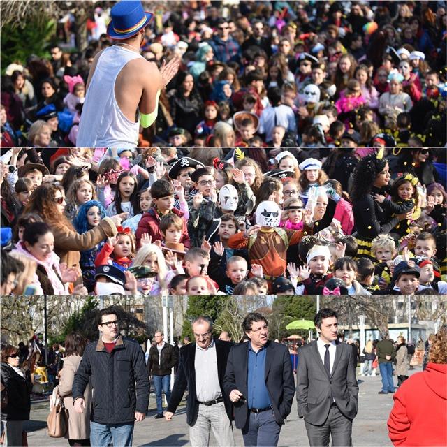 Carnaval escolar Matosinhos Leça
