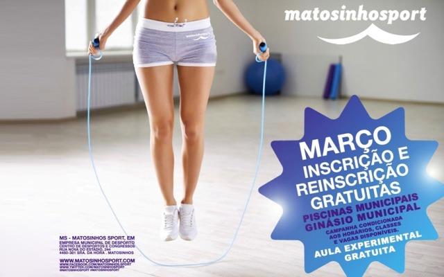 Piscinas Matosinhos Sport