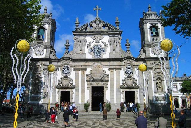 Igreja Senhor de Matosinhos