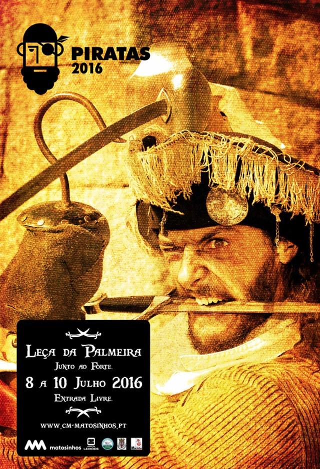 Cartaz dos Piratas