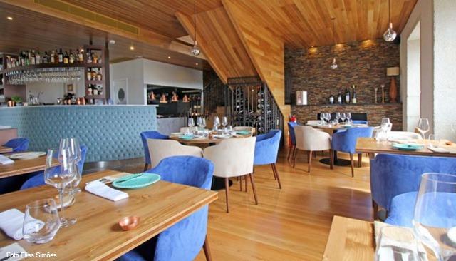 Sala Jantar - Restaurante Ammar