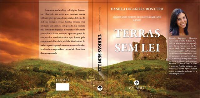 Capa do Livro - Terras sem lei