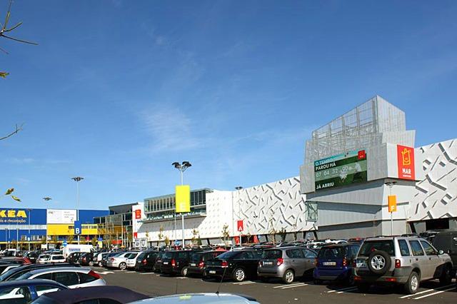 Estacionamento Mar Shopping