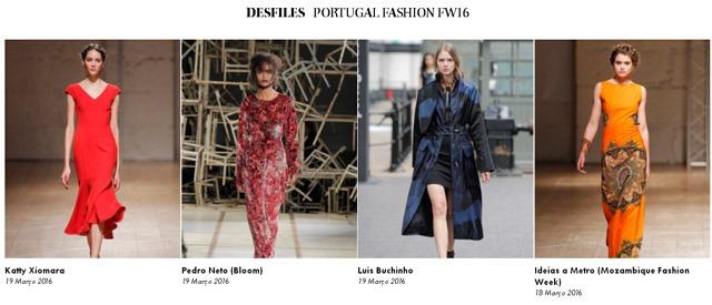 Portugal Fashion 2016