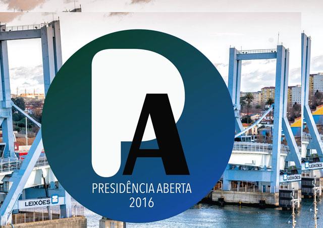 Presidência Aberta - Leça da Palmeira / Matosinhos