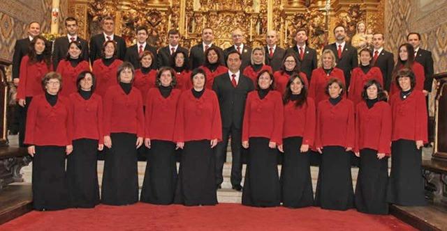 Coro do Mosteiro de Grijó