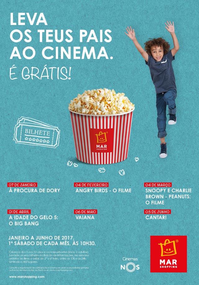 Cinema Infantil MAR Shopping