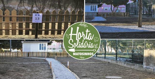 Horta Solidária de Matosinhos