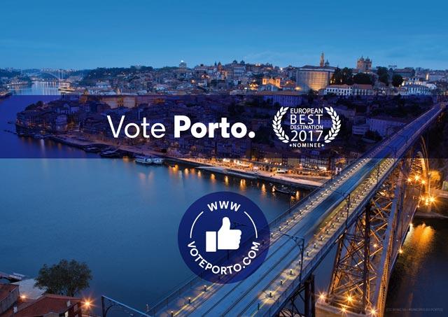 Porto – Melhor Destino Europeu 2017