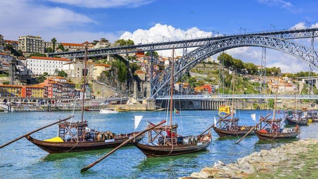 Turistas Porto