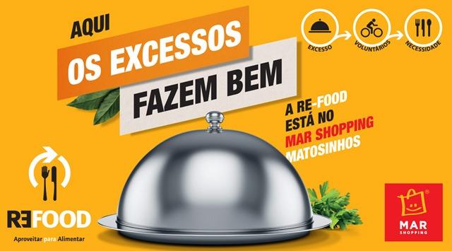 Re-food MAR Shopping Matosinhos