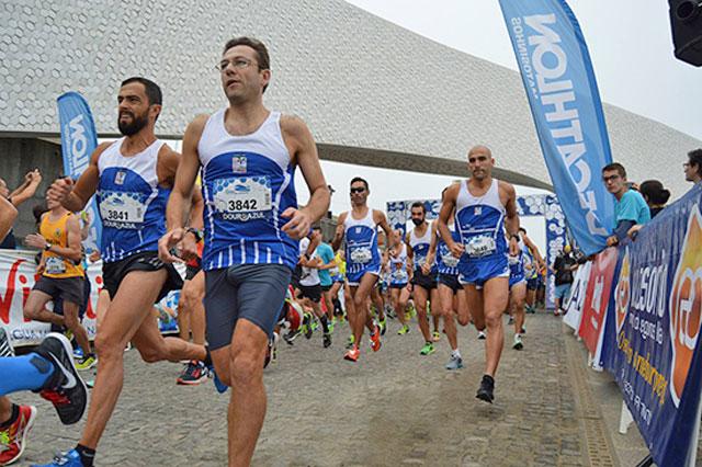 Atletas - Corrida do Porto de Leixões