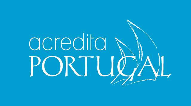 Logo Acredita Portugal
