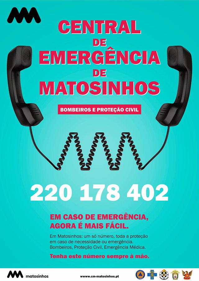 Central de Emergência de Matosinhos