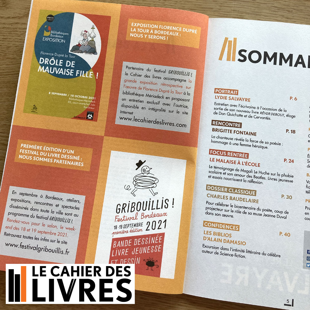 Festival Gribouillis Bordeaux