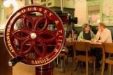 Une ambiance de brasserie parisienne.
