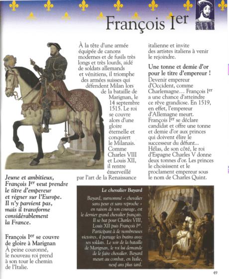 François I