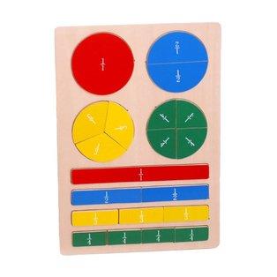 Ma sélection de jeux éducatifs pour les fractions