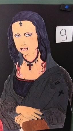 La Joconde maîtresse séverine