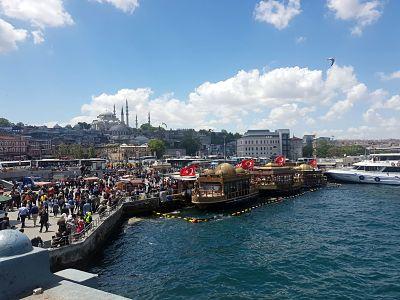 Istanbul, ma bien-aimée…