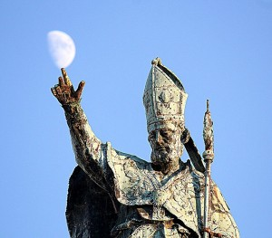 Sant'Oronzo luna