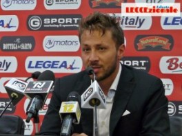 Antonio Tesoro in giacca