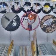 dischi vinile e cd