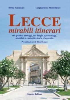 Lecce mirabile itinerari