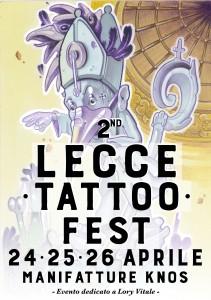 LocandinaLecceTattooFest15