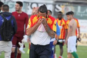 Moscardelli in V. Lamezia-Lecce 2-2 pagelle