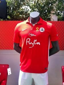 maglia Bari sponsor Puglia