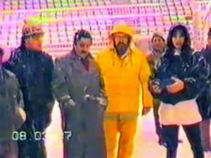Franco Jurlano e la nevicata del 1987