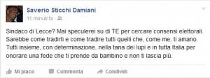 post Sticchi Damiani