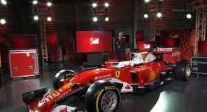 Ferrari F1 - 2016