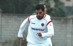 Giorgio Di Vicino con la maglia della Sambenedettese (fonte web)