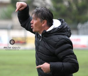 Mister Nicola Ragno, tecnico del Nardò