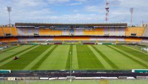 stadio Via del Mare per Lecce-Bassano 1