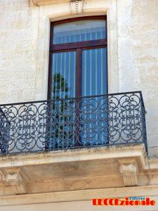 sede U.S. Lecce balcone