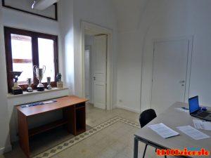 sede U.S. Lecce ufficio