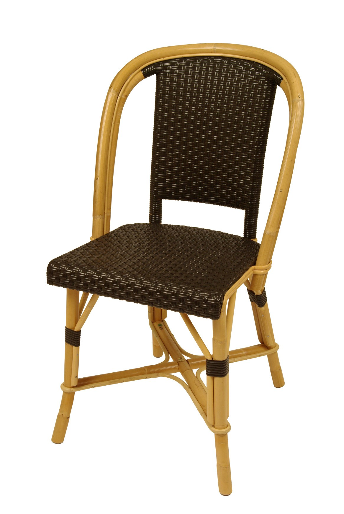 Chaises Bistrot Rotin D Occasion