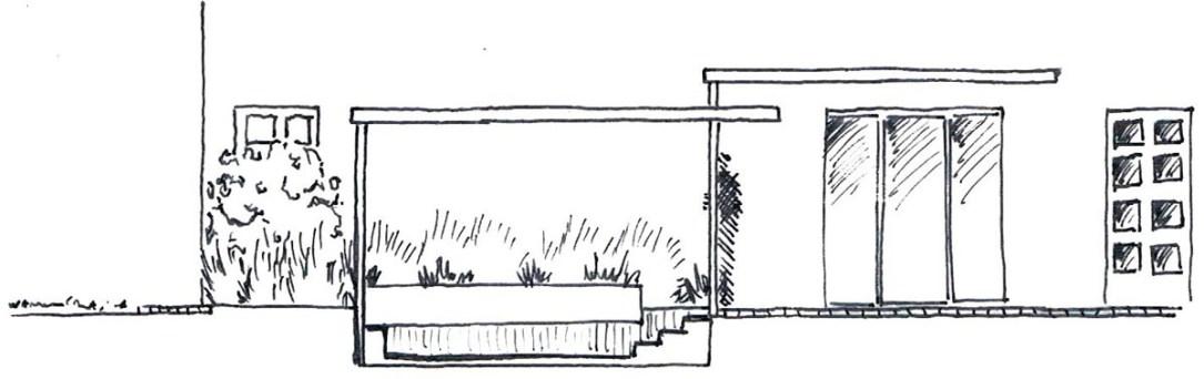02-esquisse-coupe-créer-terrasse