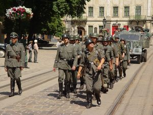 témoignage Histoire occupation