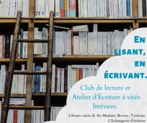 atelier d'écriture littéraire Toulouse