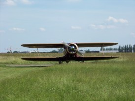 Beechcraft D.17S Staggerwing F-GUZZ 0003