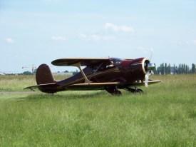 Beechcraft D.17S Staggerwing F-GUZZ 0004
