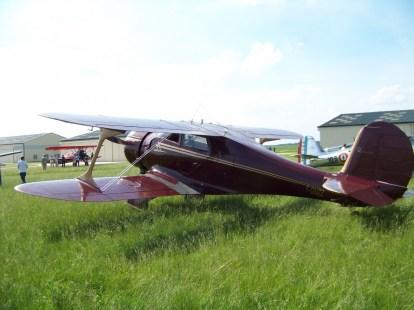 Beechcraft D.17S Staggerwing F-GUZZ 0011