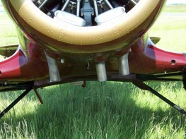 Beechcraft D.17S Staggerwing F-GUZZ 0016