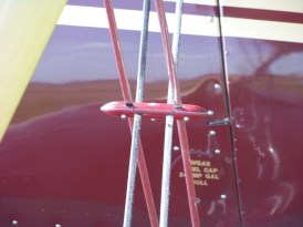 Beechcraft D.17S Staggerwing F-GUZZ 0033