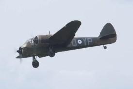 Bristol Blenheim Mk I L6739 G-BPIV Flying Legends 2015 - 01