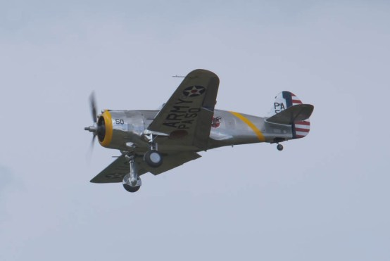 Curtiss P-36C (5) Flying Legends 2015